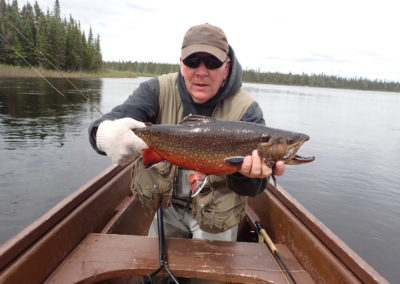 Eagle River Trout Lodge